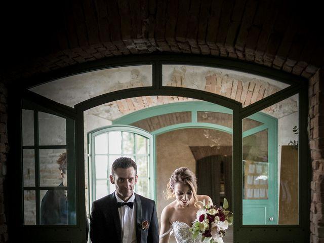 Il matrimonio di Matteo e Silvia a Castell'Arquato, Piacenza 39