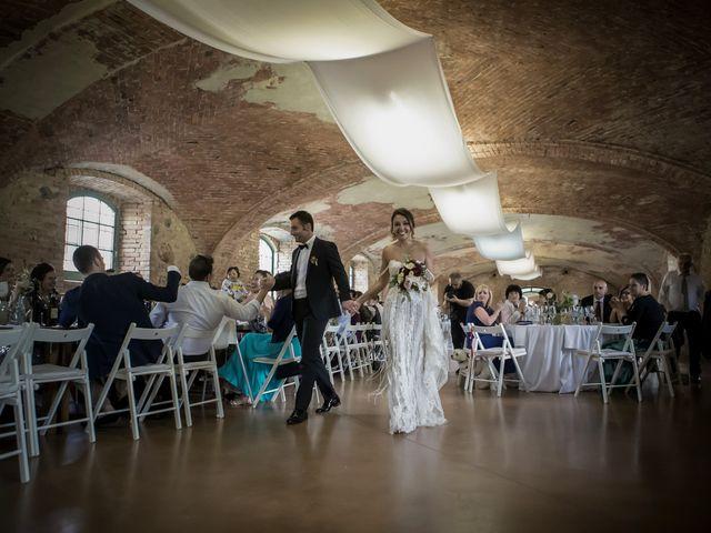 Il matrimonio di Matteo e Silvia a Castell'Arquato, Piacenza 40