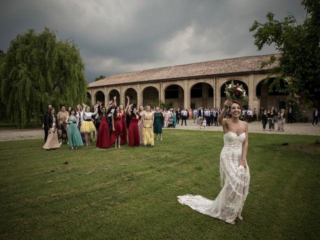Il matrimonio di Matteo e Silvia a Castell'Arquato, Piacenza 44