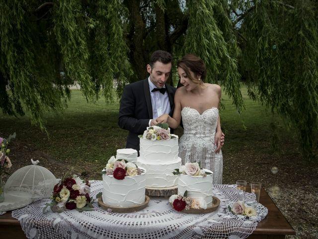 Il matrimonio di Matteo e Silvia a Castell'Arquato, Piacenza 47