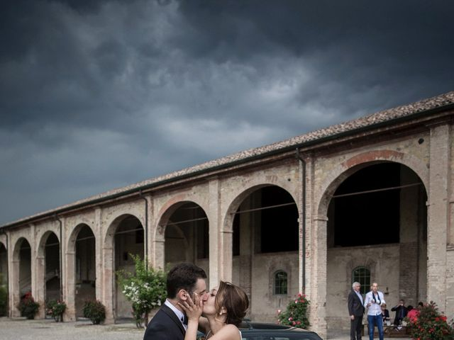 Il matrimonio di Matteo e Silvia a Castell'Arquato, Piacenza 49