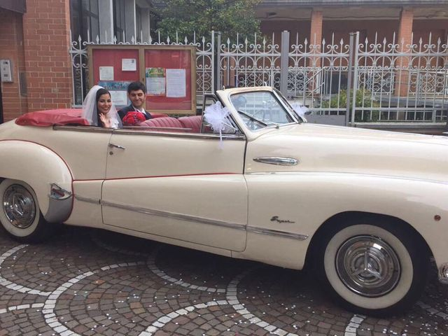 Il matrimonio di Carmine  e Sonia a Savigliano, Cuneo 20