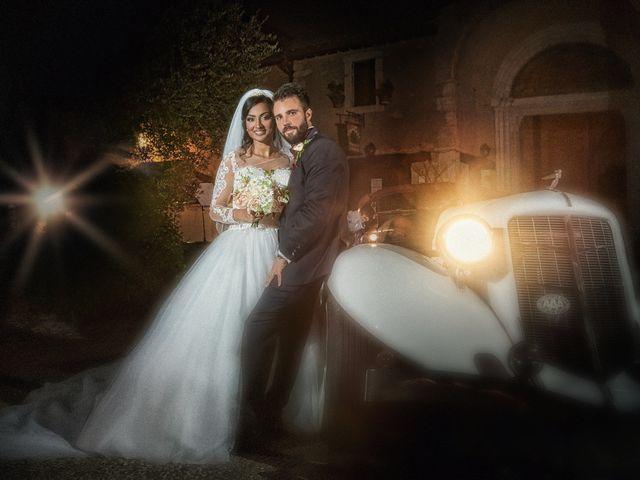 le nozze di Reena e Valentino