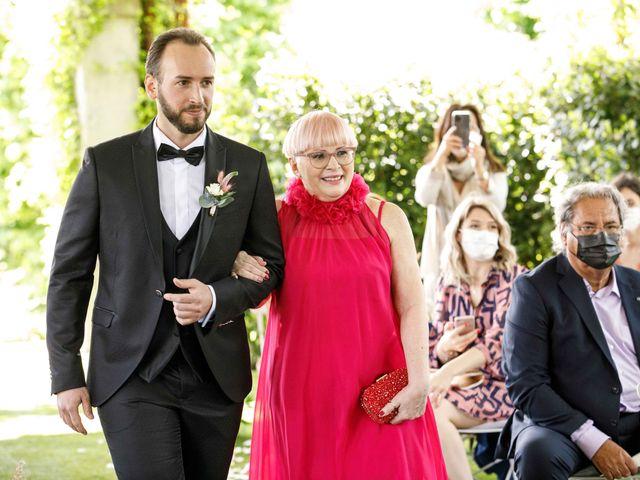 Il matrimonio di Thomas e Luana a Scanzorosciate, Bergamo 72
