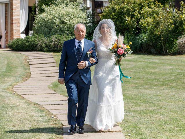 Il matrimonio di Thomas e Luana a Scanzorosciate, Bergamo 75