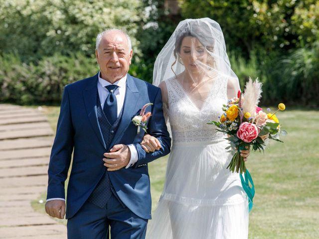 Il matrimonio di Thomas e Luana a Scanzorosciate, Bergamo 76