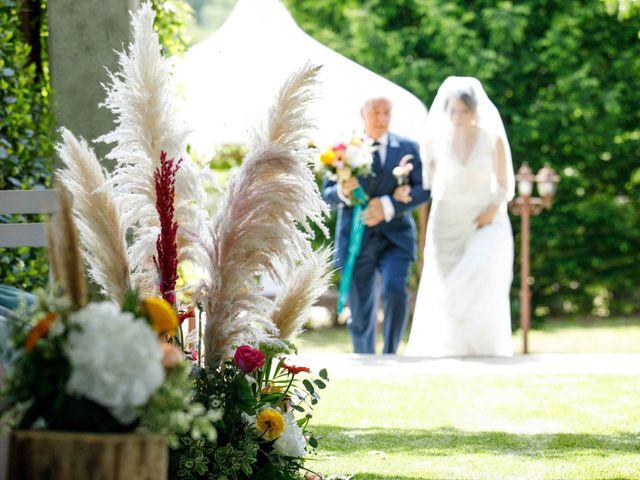 Il matrimonio di Thomas e Luana a Scanzorosciate, Bergamo 77