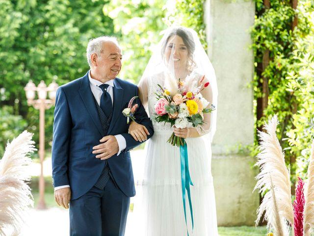 Il matrimonio di Thomas e Luana a Scanzorosciate, Bergamo 78