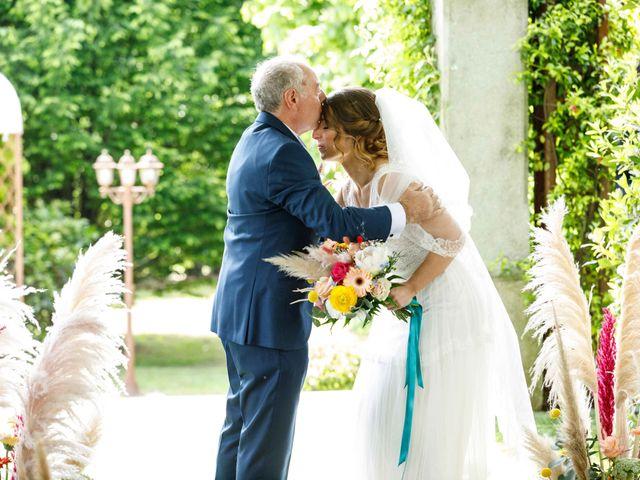 Il matrimonio di Thomas e Luana a Scanzorosciate, Bergamo 80