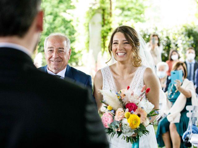 Il matrimonio di Thomas e Luana a Scanzorosciate, Bergamo 84