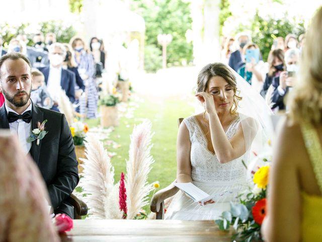 Il matrimonio di Thomas e Luana a Scanzorosciate, Bergamo 85