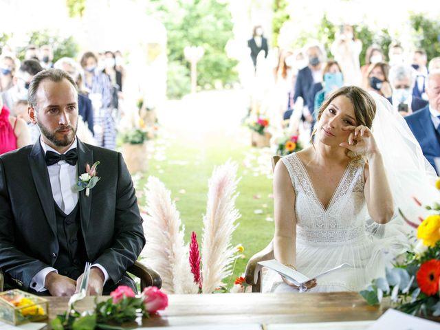 Il matrimonio di Thomas e Luana a Scanzorosciate, Bergamo 91