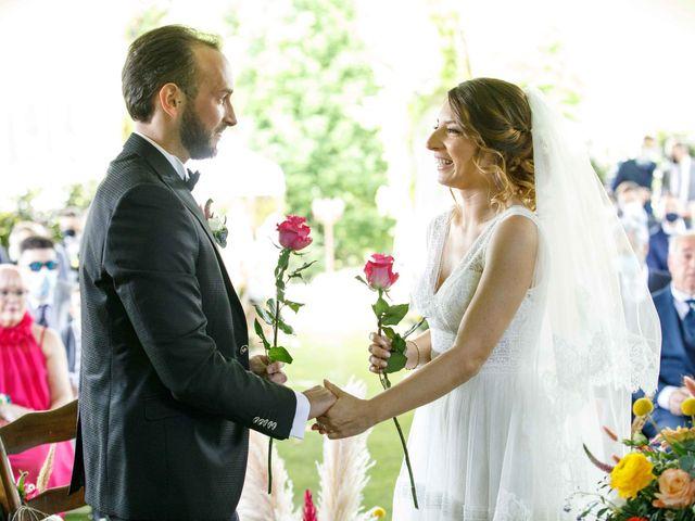 Il matrimonio di Thomas e Luana a Scanzorosciate, Bergamo 105