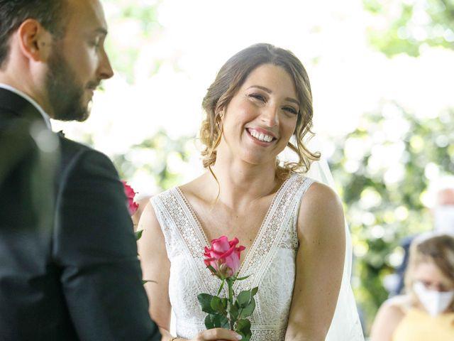 Il matrimonio di Thomas e Luana a Scanzorosciate, Bergamo 107