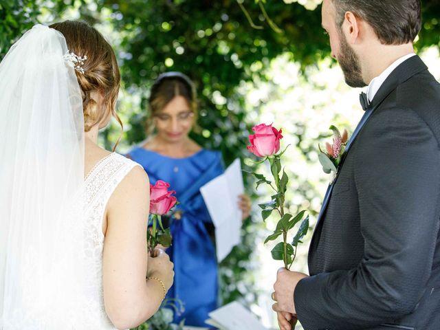 Il matrimonio di Thomas e Luana a Scanzorosciate, Bergamo 109