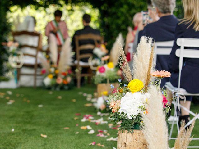 Il matrimonio di Thomas e Luana a Scanzorosciate, Bergamo 112