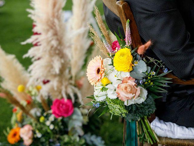Il matrimonio di Thomas e Luana a Scanzorosciate, Bergamo 116