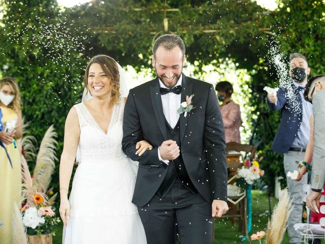 Il matrimonio di Thomas e Luana a Scanzorosciate, Bergamo 125