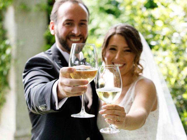 Il matrimonio di Thomas e Luana a Scanzorosciate, Bergamo 127
