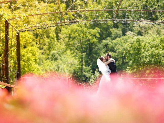 Il matrimonio di Thomas e Luana a Scanzorosciate, Bergamo 143
