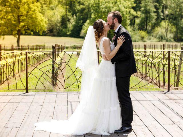 Il matrimonio di Thomas e Luana a Scanzorosciate, Bergamo 151