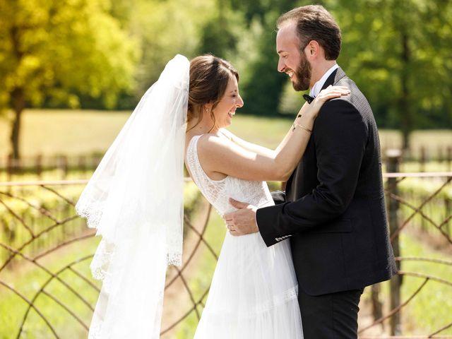 Il matrimonio di Thomas e Luana a Scanzorosciate, Bergamo 154