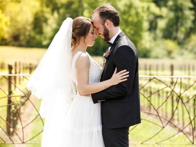 Il matrimonio di Thomas e Luana a Scanzorosciate, Bergamo 156