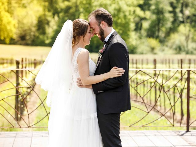Il matrimonio di Thomas e Luana a Scanzorosciate, Bergamo 157