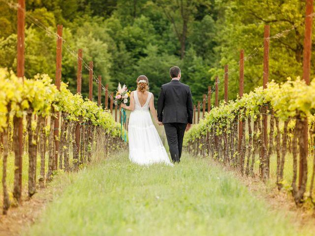 Il matrimonio di Thomas e Luana a Scanzorosciate, Bergamo 171