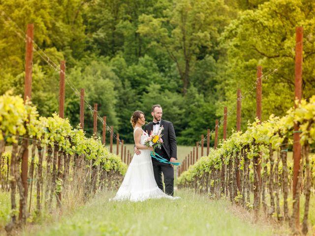 Il matrimonio di Thomas e Luana a Scanzorosciate, Bergamo 173