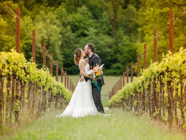 Il matrimonio di Thomas e Luana a Scanzorosciate, Bergamo 174