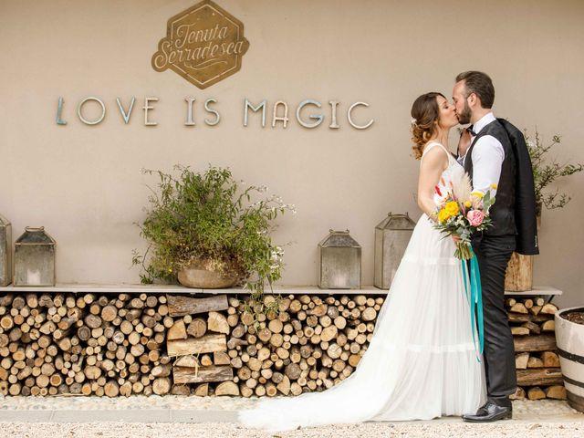Il matrimonio di Thomas e Luana a Scanzorosciate, Bergamo 180