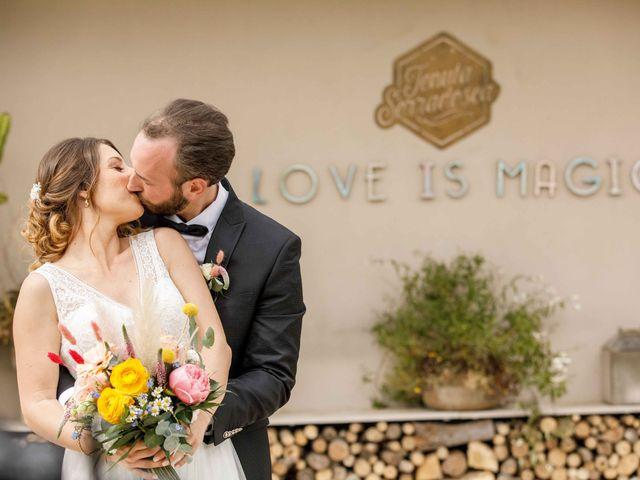Il matrimonio di Thomas e Luana a Scanzorosciate, Bergamo 181
