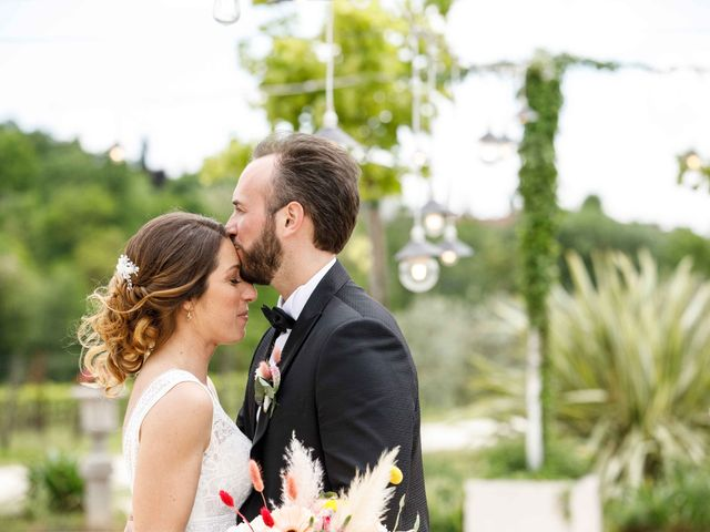 Il matrimonio di Thomas e Luana a Scanzorosciate, Bergamo 187