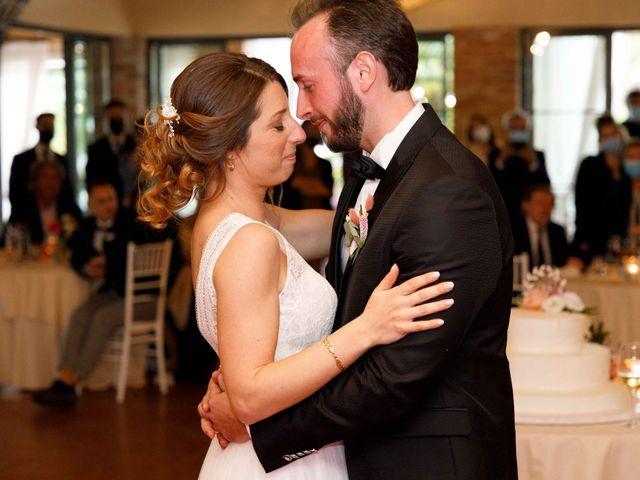 Il matrimonio di Thomas e Luana a Scanzorosciate, Bergamo 204