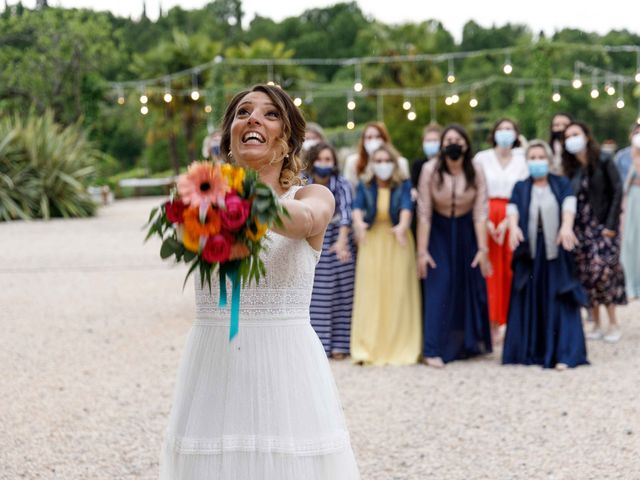 Il matrimonio di Thomas e Luana a Scanzorosciate, Bergamo 206