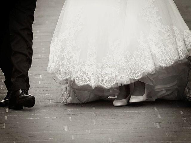 le nozze di Martyna e Mauro