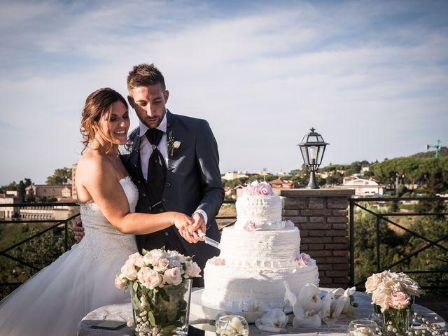 le nozze di Francesca e Yuri