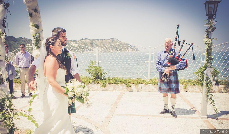 Il matrimonio di Sean e Maria a Ancona, Ancona