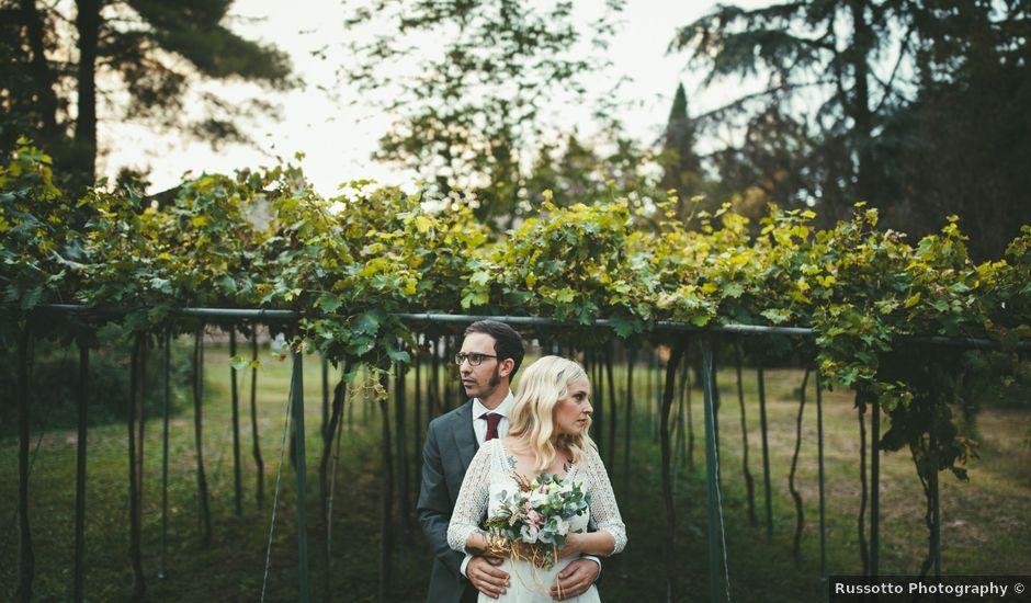 Il matrimonio di Edoardo e Celeste a Roma, Roma
