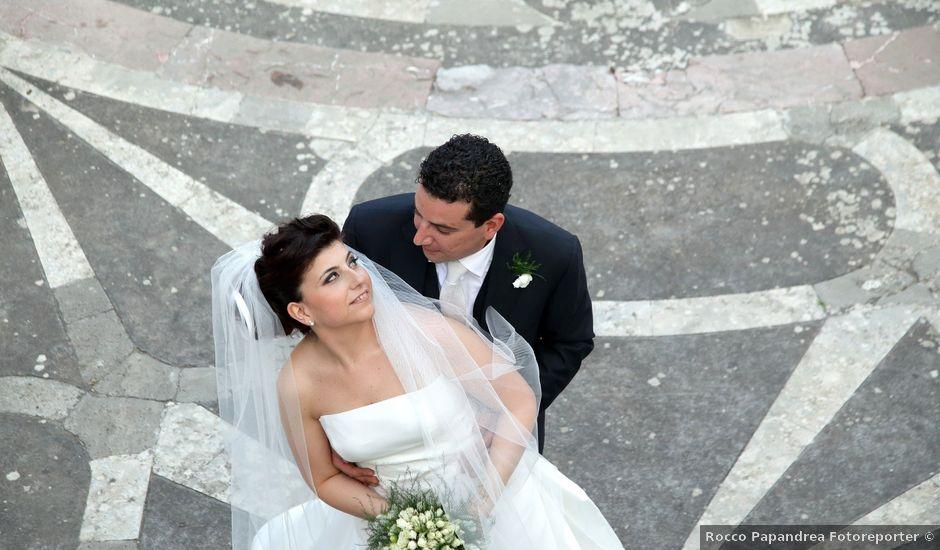Il matrimonio di Maurizio e Stefania a Messina, Messina
