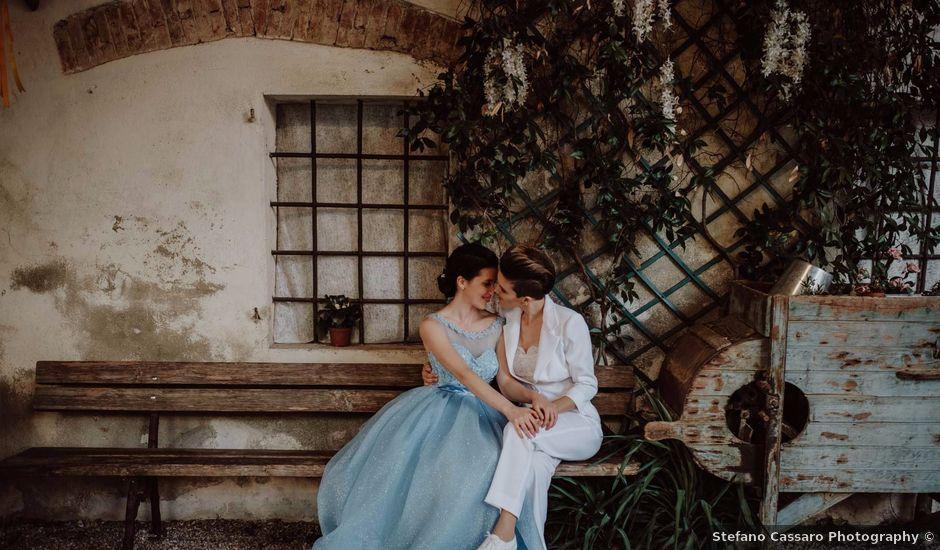Il matrimonio di Flavia e Greta a Vicenza, Vicenza