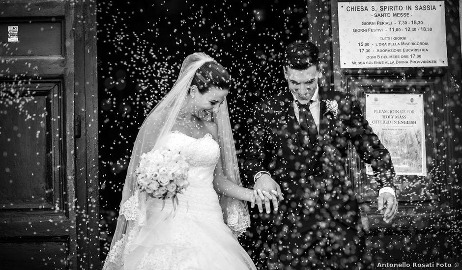 Il matrimonio di Gianmarco e Veronica a Roma, Roma