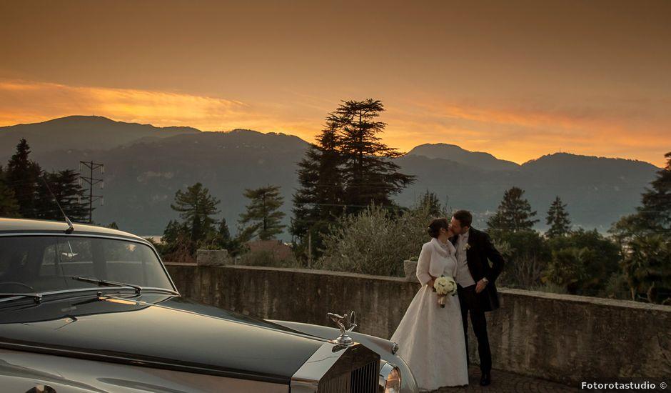 Il matrimonio di Andrea e Ingrid a Briosco, Monza e Brianza