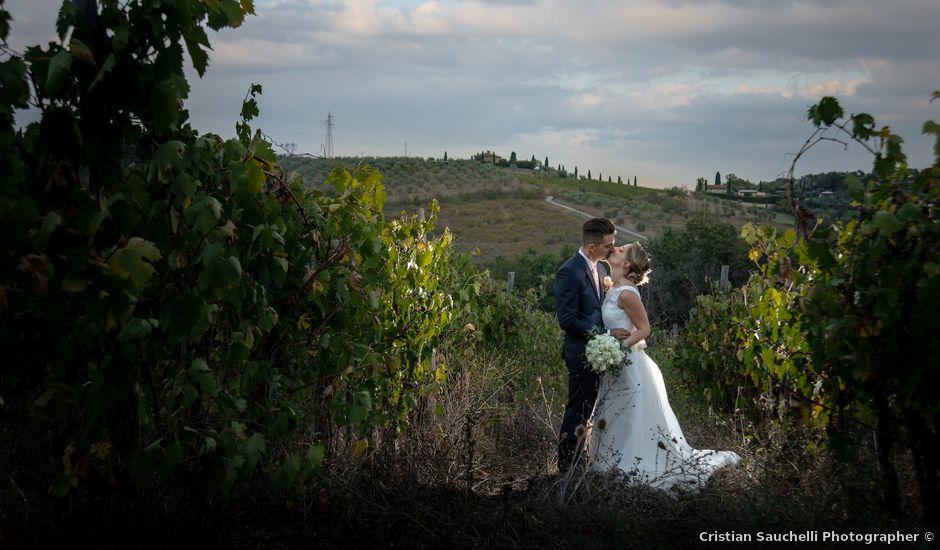 Il matrimonio di Luca e Valentina a Prato, Prato