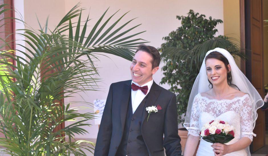 Il matrimonio di Daniela e Luigi a Napoli, Napoli
