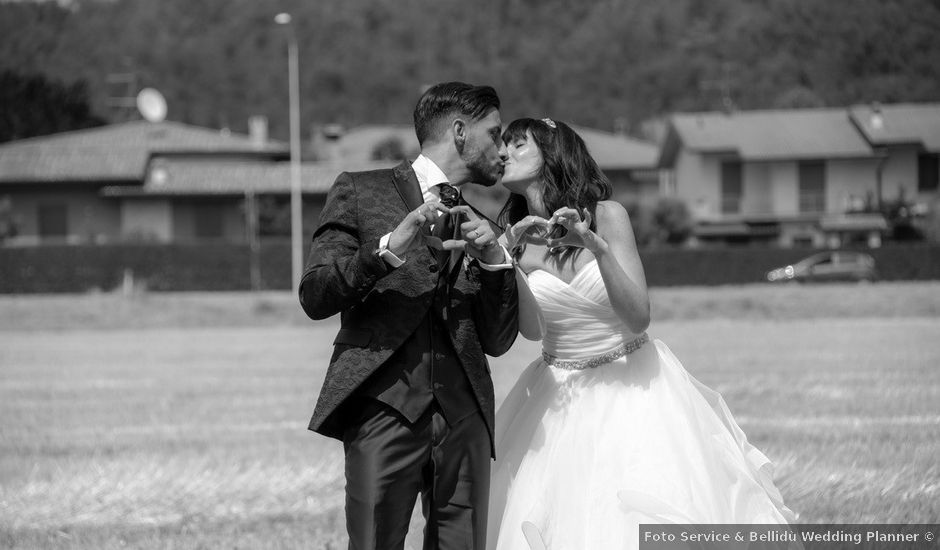 Il matrimonio di Andrea e Luisana a Brusaporto, Bergamo