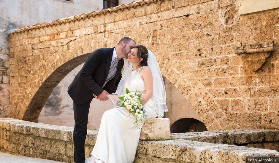 Il matrimonio di Giuseppe e Silvia a Subiaco, Roma