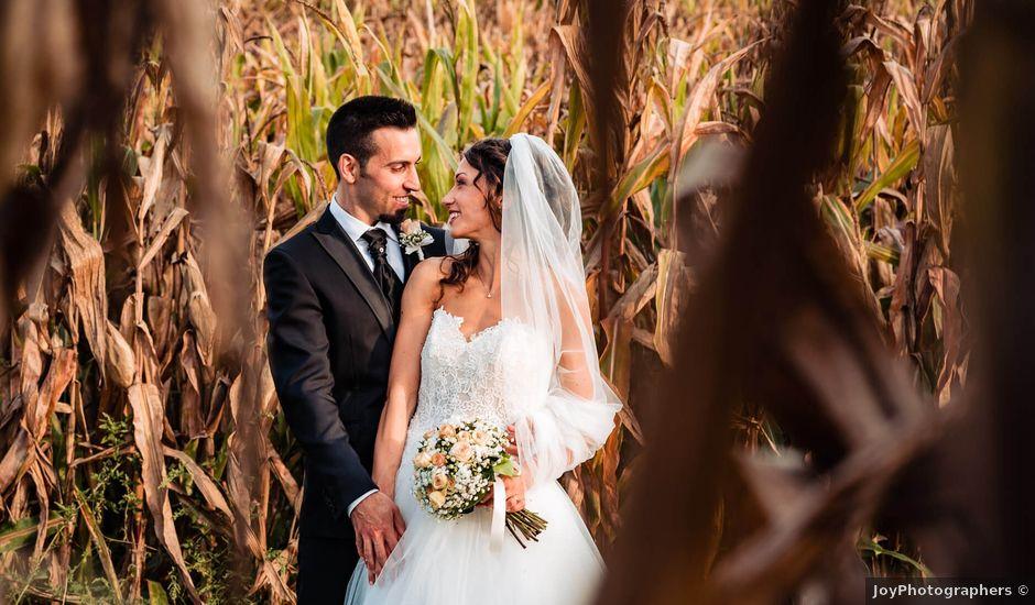 Il matrimonio di Simone e Alessia a Montechiaro d'Asti, Asti