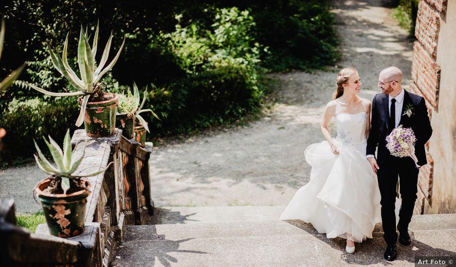 Il matrimonio di Roberto e Claudia a Bairo, Torino